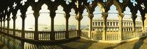 Panorama Print - Markusplatz, Venedig, Italien von Panoramic Images