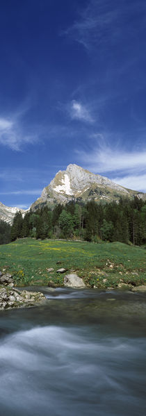 Appenzell Alps, St Gallen Canton, Switzerland by Panoramic Images