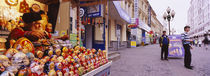 Arbat Street, Moscow, Russia by Panoramic Images