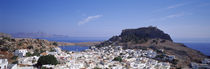 Lindos Rhodes Greece by Panoramic Images