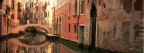 Reflection Of Buildings In Water, Venice, Italy von Panoramic Images