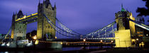 Tower Bridge, London, United Kingdom von Panoramic Images