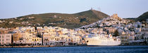 Ermoupoli, Syros, Greece von Panoramic Images
