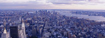 NYC, New York City, New York State, USA by Panoramic Images