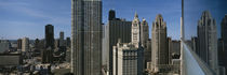 Chicago IL USA by Panoramic Images