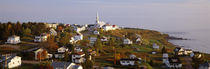Saint Anne des Monts, Gaspe Peninsula, Quebec, Canada by Panoramic Images