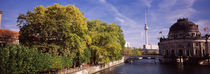 Spree River, Museum Island, Berlin, Germany by Panoramic Images