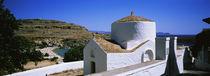 Chapel Of St George Pahimahiotis, Lindos, Rhodes, Greece von Panoramic Images