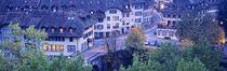 Dusk Bern Switzerland von Panoramic Images