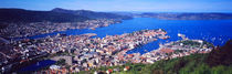 Bergen Norway by Panoramic Images