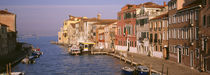 Cannaregio Canal, Venice, Italy by Panoramic Images