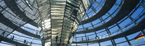 Glass Dome Reichstag Berlin Germany von Panoramic Images