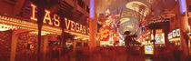 Fremont Street Experience Las Vegas NV USA by Panoramic Images