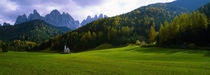 Val De Funes, Le Odle, Dolomites, Italy by Panoramic Images