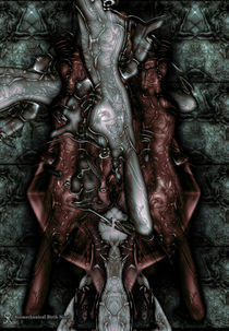Biomechanical Birth No 2 by Stefan Rissmann