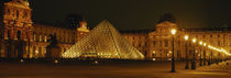 Louvre Paris France by Panoramic Images