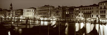 Grand Canal Venice Italy von Panoramic Images