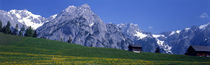 Karwendel Mountains, Austria by Panoramic Images