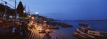 Varanasi, India by Panoramic Images