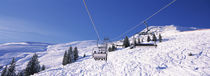 Ski resort, Reith Im Alpbachtal, Tyrol, Austria by Panoramic Images