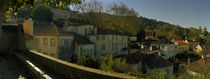 Town on the hillside, Old Town, Sintra, Lisbon, Portugal von Panoramic Images