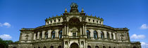Semper Opera House, Dresden, Germany by Panoramic Images