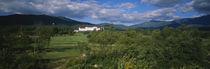 Panorama Print - Hotel im Wald, Bretton-Woods, New Hampshire, USA von Panoramic Images