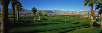 Panorama Print - Golfplatz, Desert Springs, Kalifornien, USA von Panoramic Images