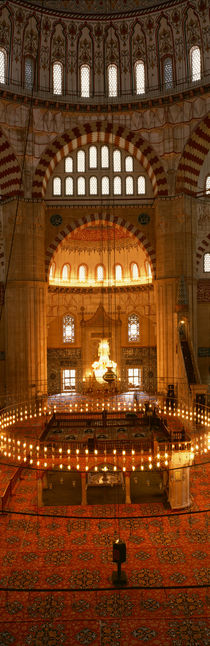 Turkey, Edirne, Selimiye Mosque by Panoramic Images