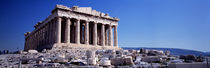 Parthenon, Athens, Greece by Panoramic Images