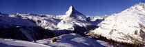 Matterhorn, Zermatt, Switzerland by Panoramic Images