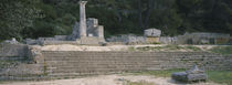 Ancient Olympia, Olympic Site, Greece by Panoramic Images