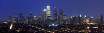 Center City, Philadelphia, Philadelphia County, Pennsylvania, USA by Panoramic Images