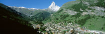 Zermatt, Switzerland by Panoramic Images