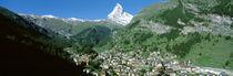Zermatt, Switzerland von Panoramic Images