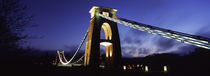 Avon Gorge, Bristol, England by Panoramic Images