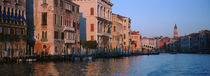 Buildings at the waterfront, Grand Canal, Venice, Italy von Panoramic Images
