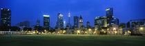 Federal Secretariat Kuala Lumpur Malaysia by Panoramic Images
