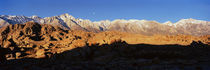 Lone Pine, California, USA by Panoramic Images