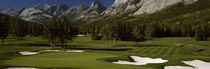 Kananaskis Country Golf Course, Kananaskis Country, Calgary, Alberta, Canada by Panoramic Images