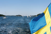 Stockholm Archipelago, Stockholm, Sweden von Panoramic Images