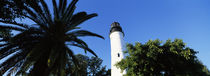 Low angle view of Key West Lighthouse , Key West, Florida, USA by Panoramic Images