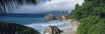 Indian Ocean La Digue Island Seychelles von Panoramic Images