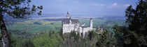 Neuschwanstein Palace Bavaria Germany von Panoramic Images