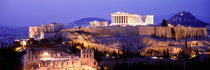 Acropolis, Athens, Greece von Panoramic Images