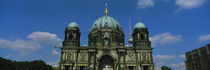 Facade Of A Cathedral, Berlin, Germany von Panoramic Images