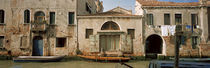 Boats in a canal, Grand Canal, Rio Della Pieta, Venice, Italy von Panoramic Images