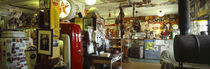 Interiors of a store, Route 66, Hackenberry, Arizona, USA by Panoramic Images