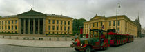 Main Street, Oslo, Norway by Panoramic Images