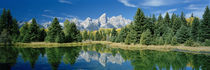 Grand Teton, Grand Teton National Park, Wyoming, USA by Panoramic Images